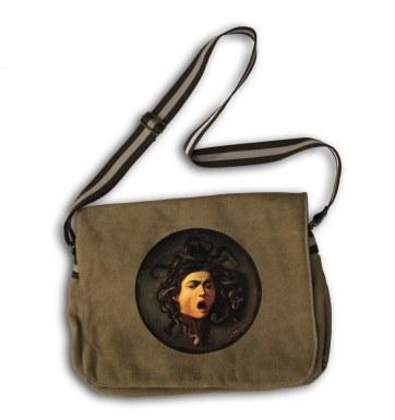 Caravaggio Medusa messenger bag