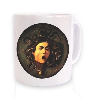 Caravaggio Medusa mug