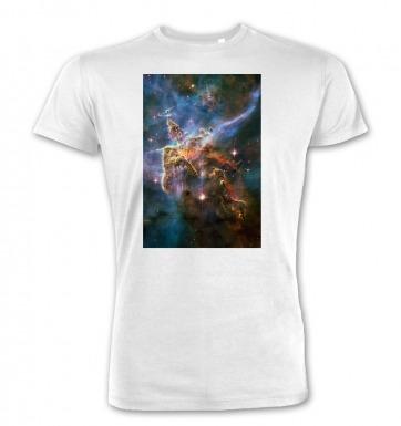 Carina Nebula premium t-shirt