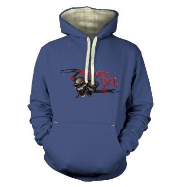 Chaotic Evil  hoodie (premium)