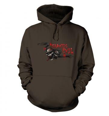 Chaotic Evil hoodie