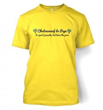 Chateauneuf Du Pape t-shirt