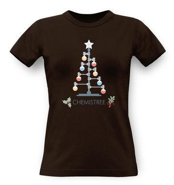 Chemistree classic women's t-shirt
