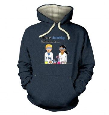Chemistry Between Us hoodie (premium)