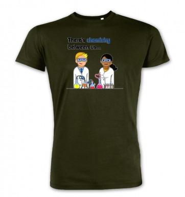 Chemistry Between Us premium t-shirt