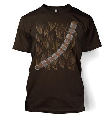 Chewie Costume t-shirt