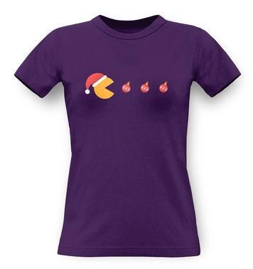 Christmas Chomper classic womens t-shirt