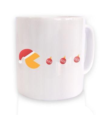 Christmas Chomper mug
