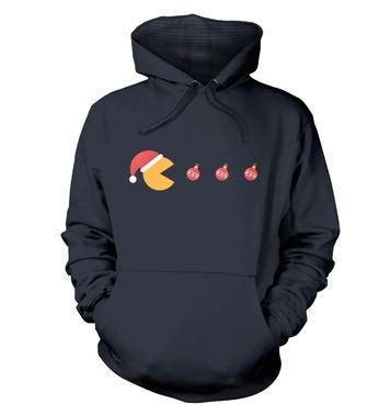 Christmas Chomper premium hoodie