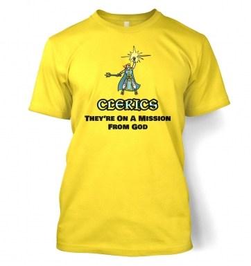 Cleric Class t-shirt