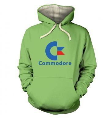 Commodore Logo  hoodie (premium)