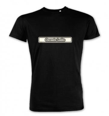 Cosmic Latte Outline premium t-shirt
