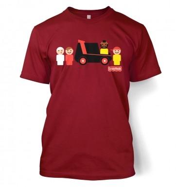 Crazy Fools t-shirt