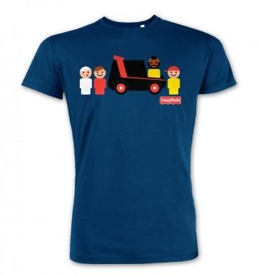 Crazy Fools t-shirt (premium)