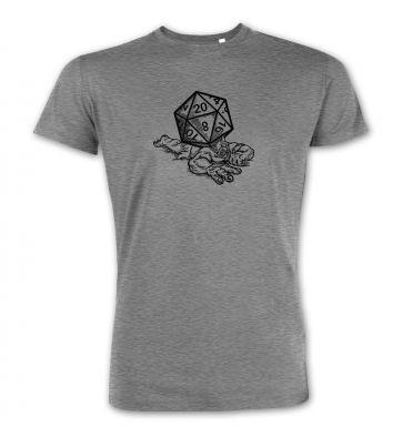 Critical Hit (cyclops)  premium t-shirt