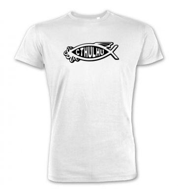 Cthulhu Ichthys premium t-shirt