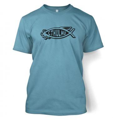 Cthulhu Ichthys t-shirt