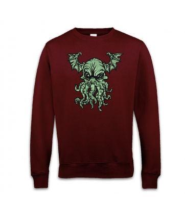 Cthulhu Is Angry sweatshirt