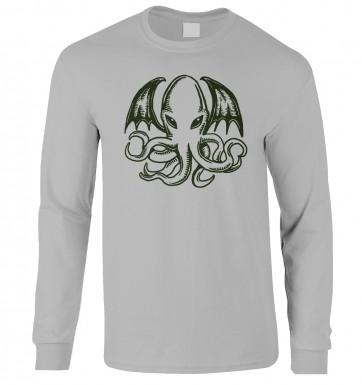 Cthulhu long-sleeved t-shirt