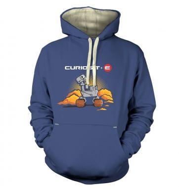 Curiosit-e  hoodie (premium)
