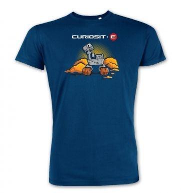 Curiosit-e premium t-shirt