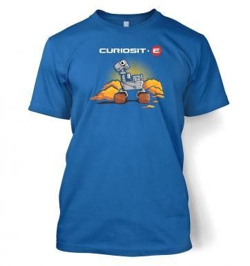 Curiosit-e t-shirt