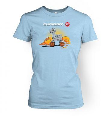 Curiosit-e women\'s t-shirt