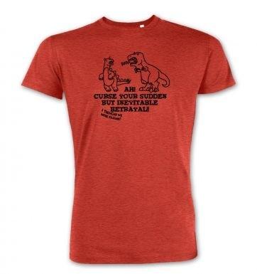 Curse Your Betrayal  premium t-shirt