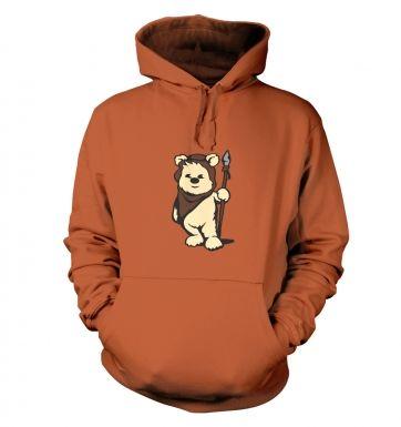 Cute Ewok hoodie