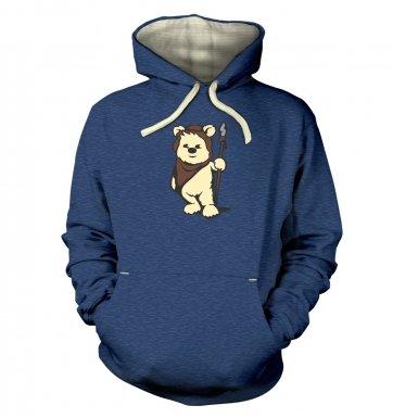 Cute Ewok  hoodie (premium)