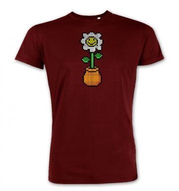 8-Bit Daisy premium t-shirt