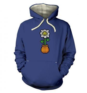 8-Bit Daisy hoodie (premium)