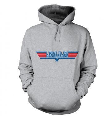 Dangerzone hoodie