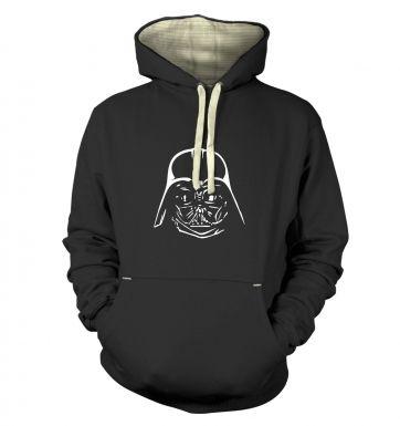 Dark Lord Helmet  hoodie (premium)