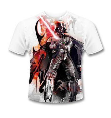 Darth Vader SubDye t-shirt