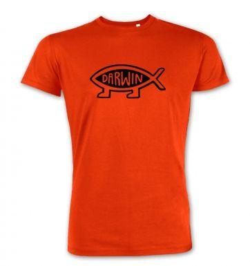 Darwin Ichthys premium t-shirt