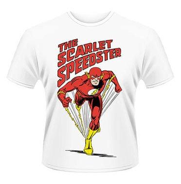 Dc Originals The Scarlet Speedster  Mens T-shirt