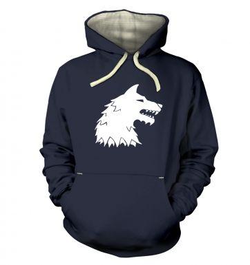 Dire Wolf premium hoodie