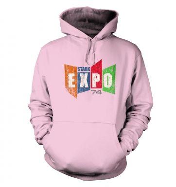 Distressed Stark Expo hoodie