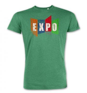 Distressed Stark Expo  premium t-shirt
