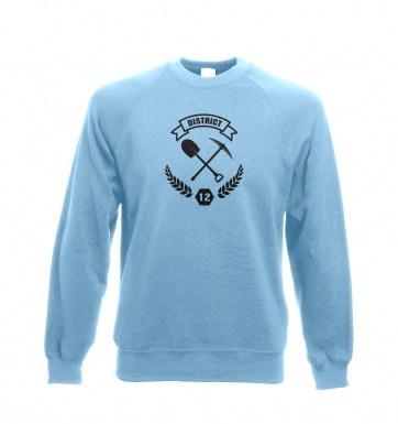 District 9 sweatshirt