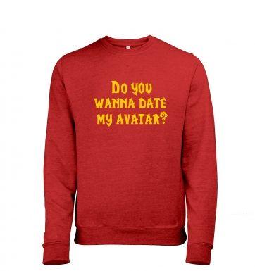 Do You Wanna Date My Avatar?