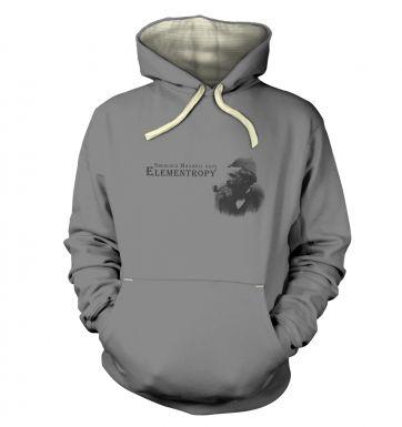 Elementropy Sherlock Holmes James Clerk Maxwell hoodie (premium)