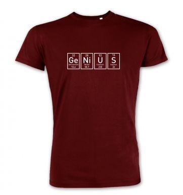Elements Of GeNiUS  premium t-shirt