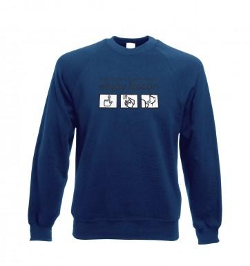 Enjoy Bacon  sweatshirt
