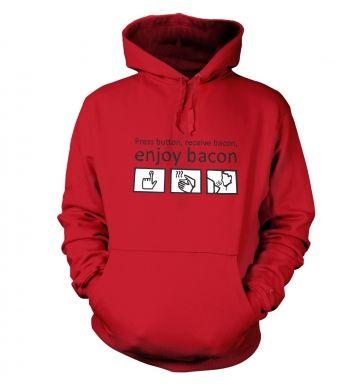 Enjoy Bacon  hoodie