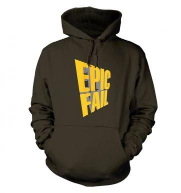 Epic Fail hoodie