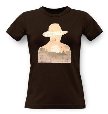 Every Hero Has A Code classic womens t-shirt