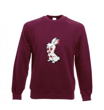 Evil Bunny sweatshirt