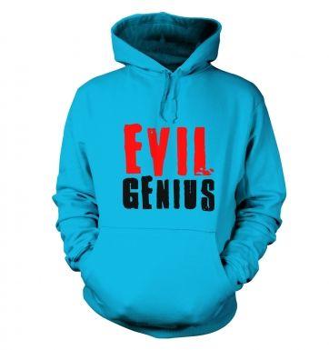 Evil Genius hoodie